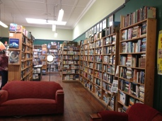 Browsers.. a bookshop just like being at home