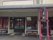 Organic coffee, wifi and the best pastries are at the bakery on the Main street.
