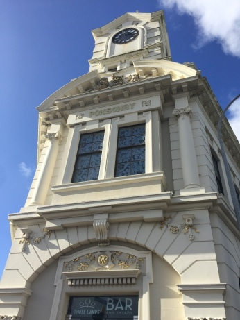 A Ponsonby icon - the old Post Office